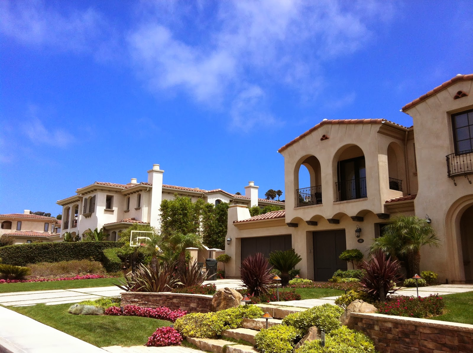 Palos verdes coastal homes toering Coastal homes