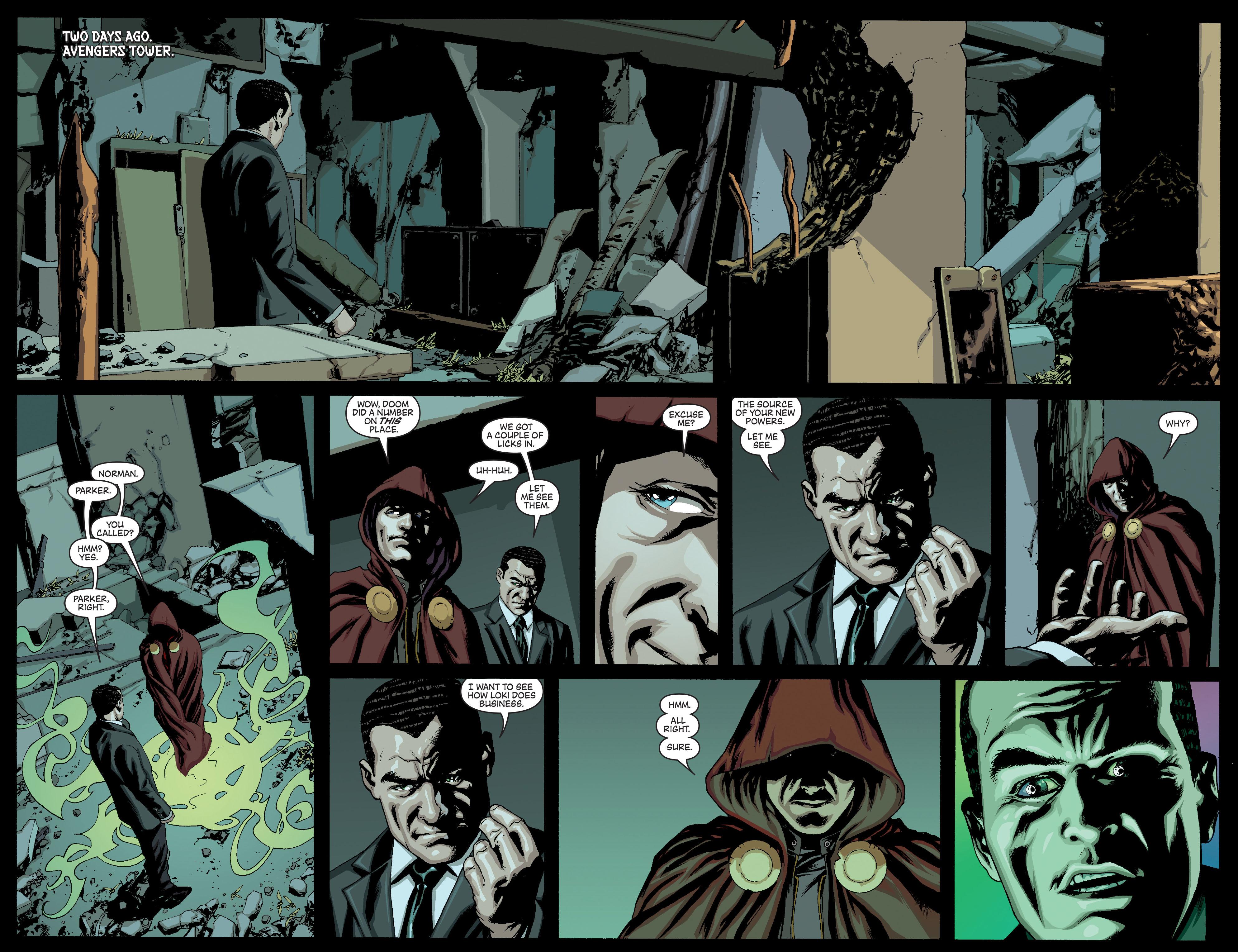 New Avengers (2005) chap 64 pic 3