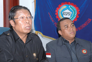 KETUA UMUM K.SPSI