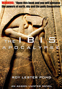 SERIES - FICTION'S RENEGADE EGYPTOLOGIST INVESTIGATES DANGERS FROM EGYPT'S ANCIENT PAST