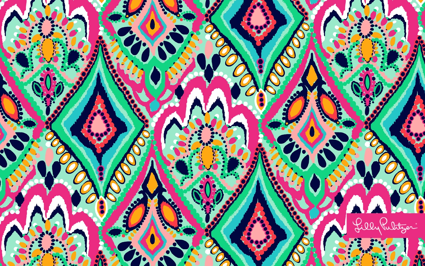 Free Lilly Pulitzer Desktop Wallpapers By Shopaholics