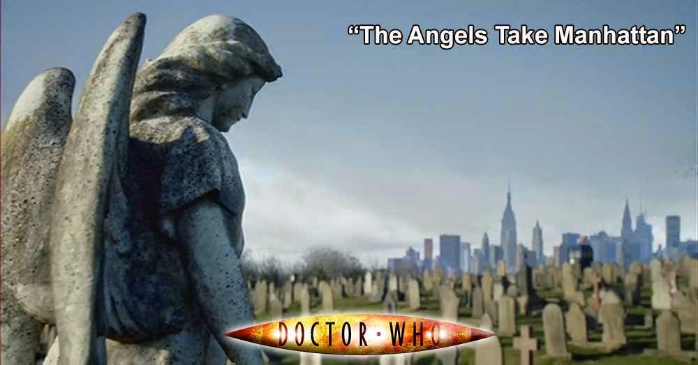 Doctor Who 230: The Angels Take Manhattan