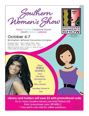 Southern Women's Show 2012