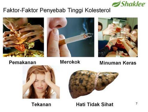 Amalan hidup sihat untuk elakkan penyakit tinggi kolesterol