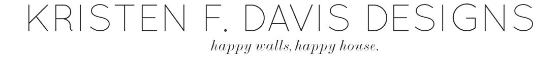 Kristen F. Davis Designs