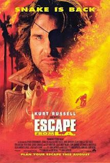 Ver Escape de Los Angeles (Escape from L.A.) (1996) Online