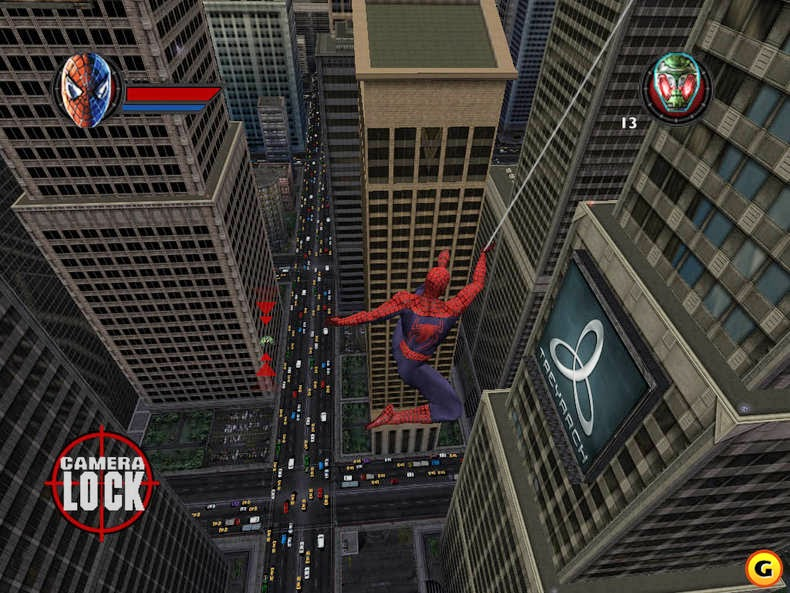 Download Game Spiderman