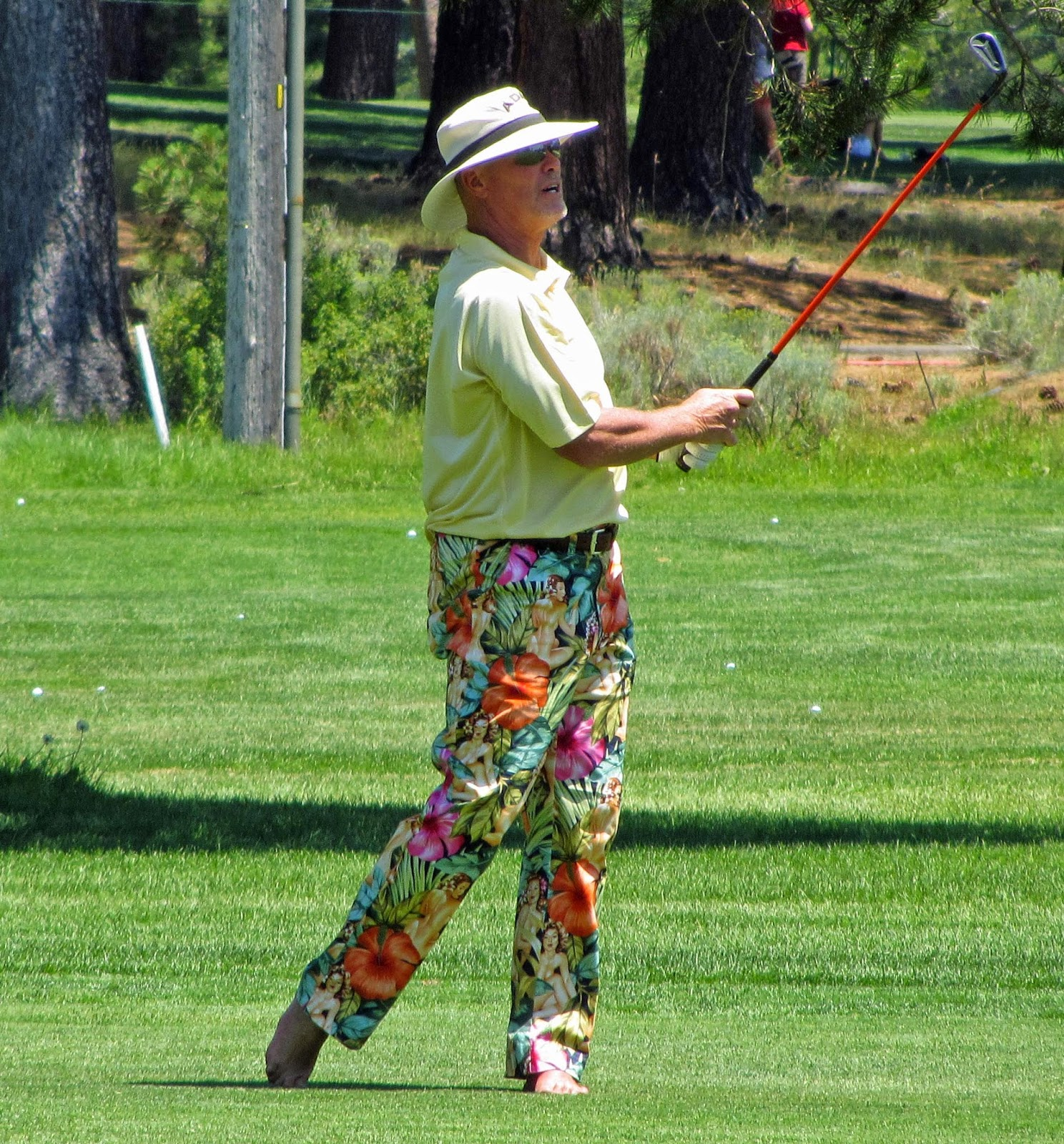 Gene Upshaw Memorial Golf Classic this Summer in Truckee