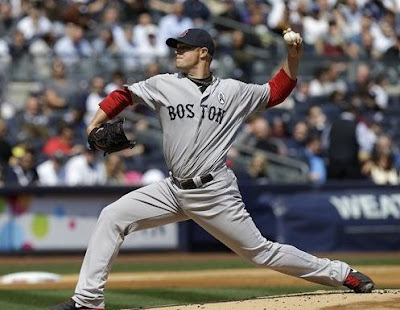 Jon Lester kept the Yankees swinging and missing all day long