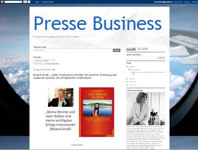 Presse Business