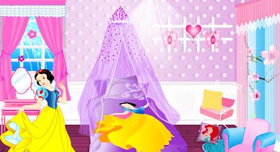 Free Kids Games Princess Room Decoration Game enjoy Girls