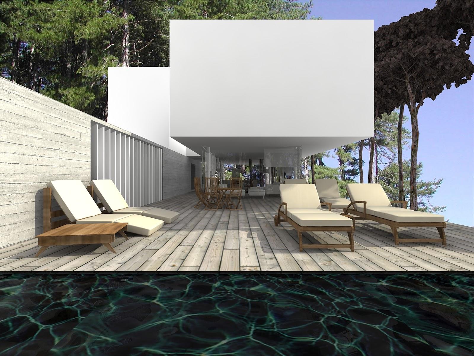 José Francisco GARCIA-SANCHEZ, arquitecto / architect: Casa en «EL ...