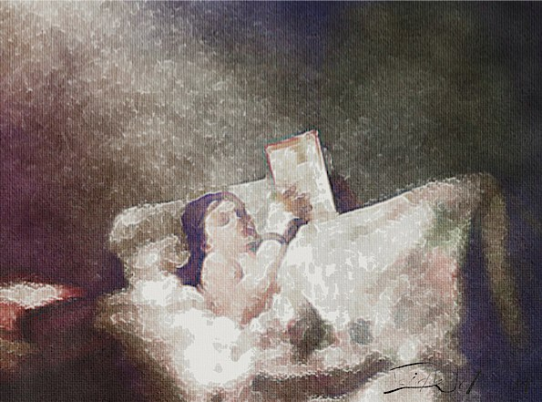 Bed Time Book © David Jander