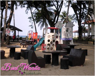 Aktiviti Menarik dan Best Yang Boleh Dilakukan Di The Legend Resort Cherating Pahang Malaysia. Outdoor Playground