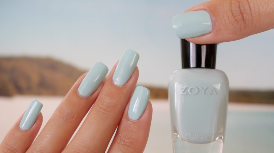 Zoya Lillian Swatches