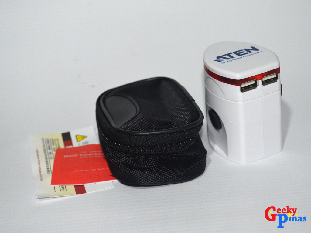 ATEN World Travel Adapter