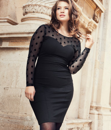 PLUS SIZE SHOPPING: NEW FALL STYLES FROM H&M PLUS   Stylish Curves