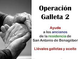 Operación GALLETA 2