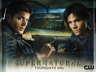 The 2012 STV Favourite TV Series Competition - Day 31 - Quarter Final 3 - Supernatural vs. Once Upon A Time