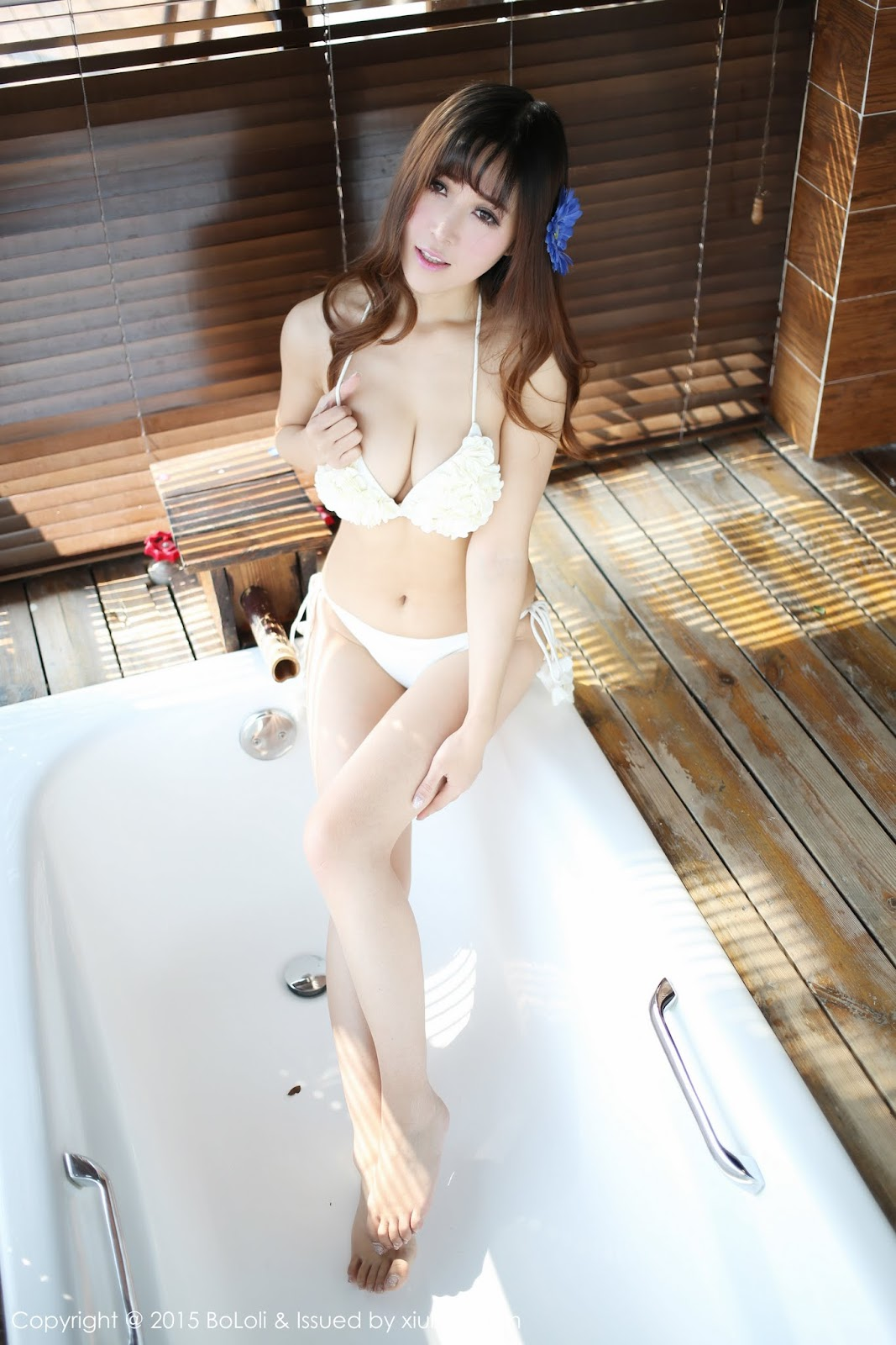 0013 - BoLoli VOL.7 Hot Girl Model