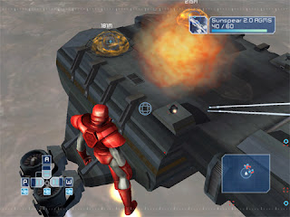 Download Game Iron Man PC