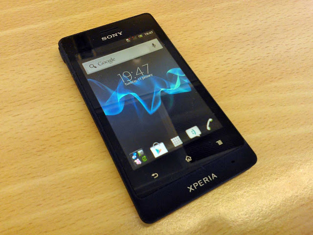 Sony Xperia Ion Images 5