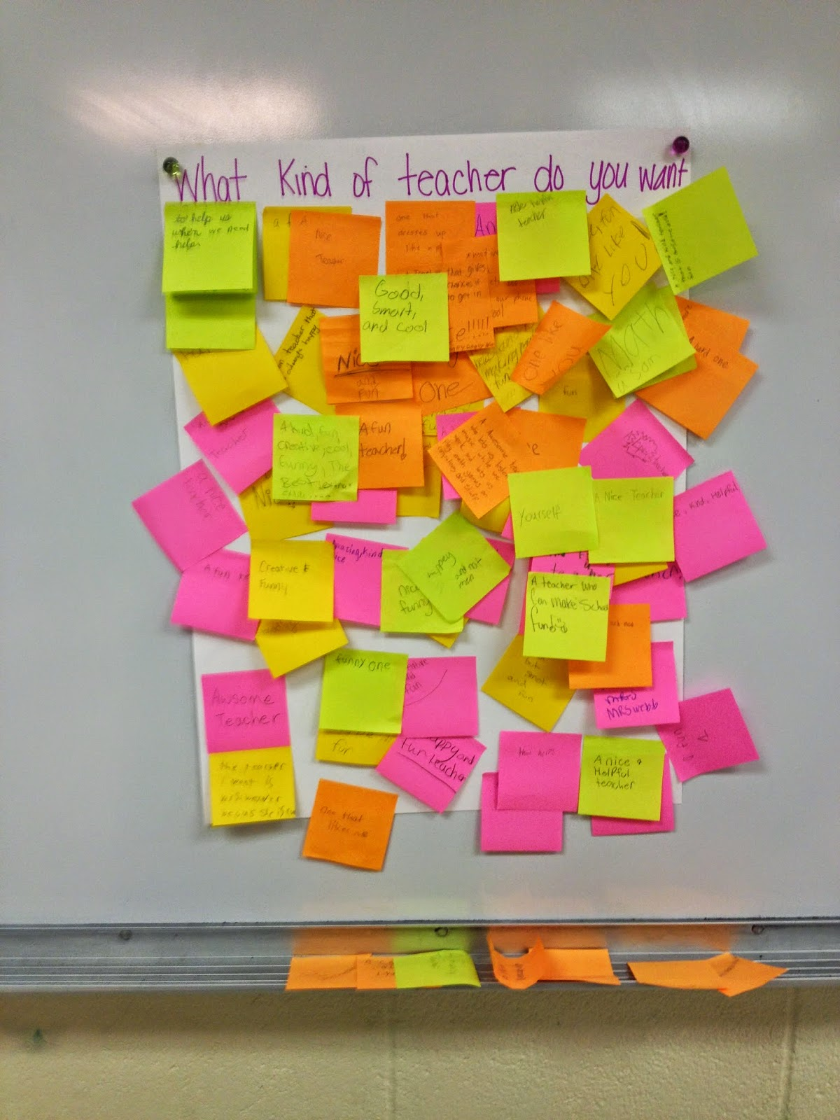 How do you answer questions about why you want to be a teacher?