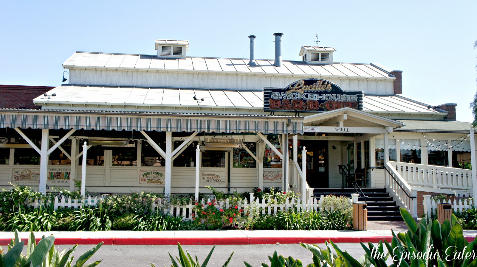 Lucille's Smokehouse BBQ (western U.S.) on The Episodic Eater