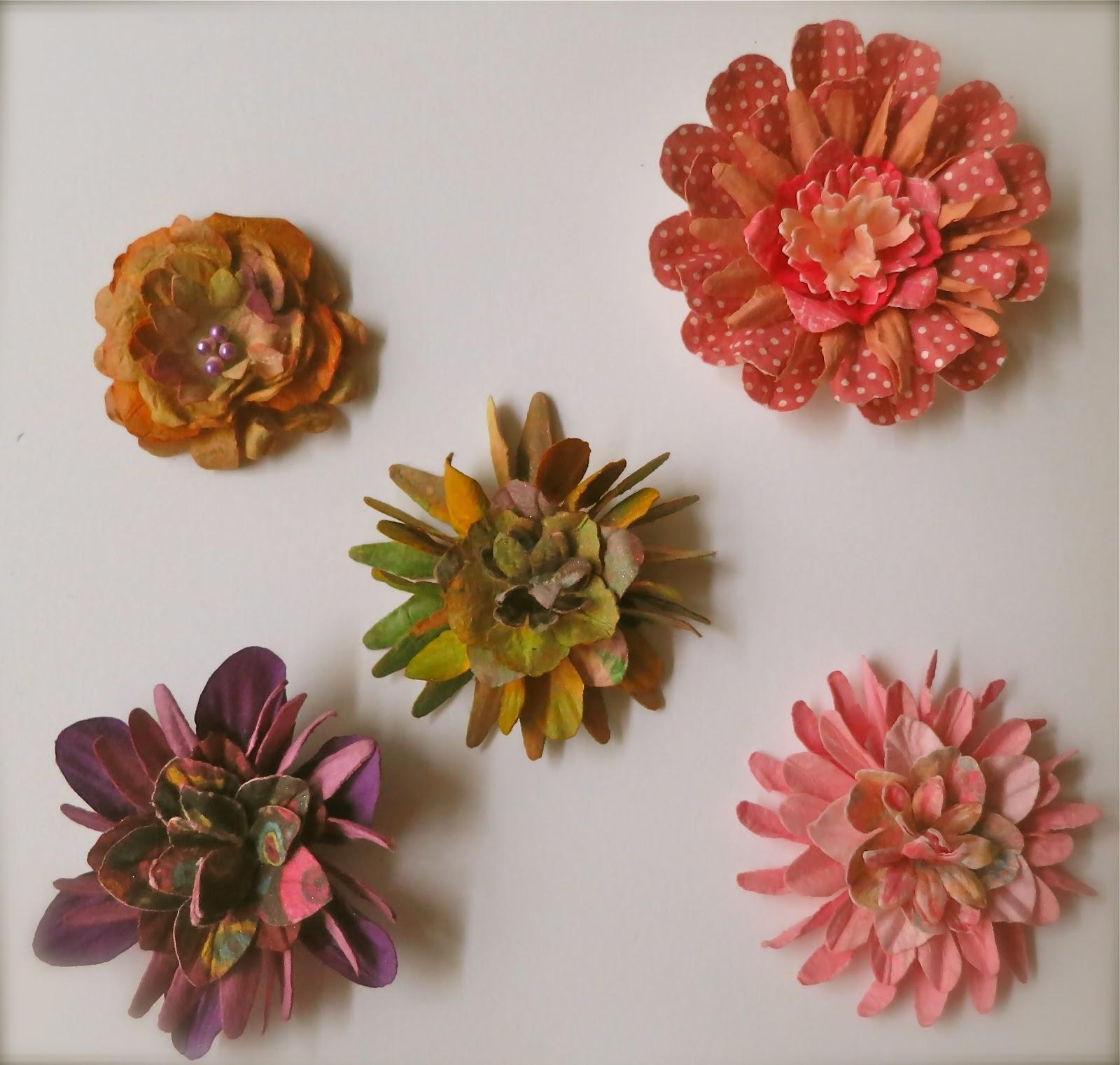 Walk with god 39 s favor handmade paper flower for Handmade paper flowers tutorial