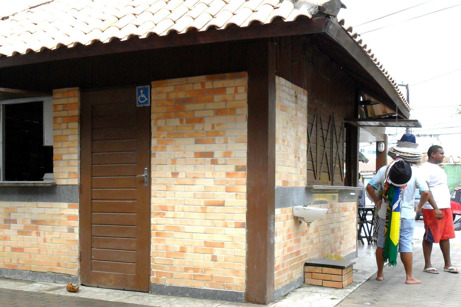 Cadeira Voadora: João Pessoa de cadeira de rodas – Parte 2  #A92522 1600x1068 Banheiro Adaptado Restaurante