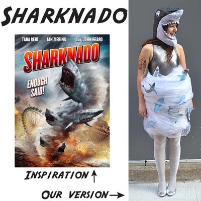 Lady Sharkanado