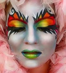 Maquillaje de Hadas, parte 3