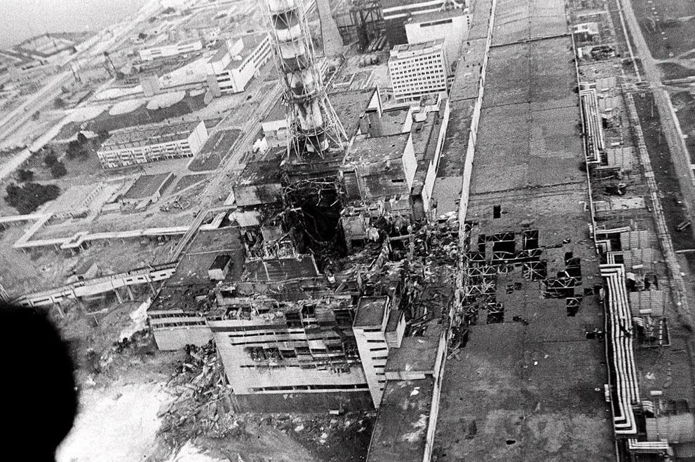 Se cumplen 31 años de la tragedia de Chernóbil