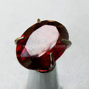 Batu Permata Red Garnet - SP975