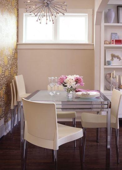 decoraci n minimalista y contempor nea antecomedores divinos On decoracion antecomedores