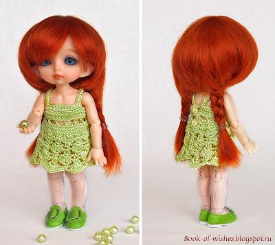 платье для PukiFee Zoe