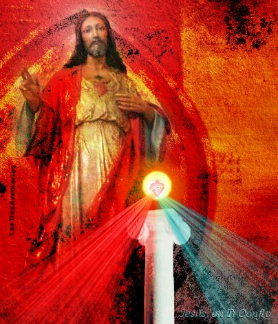 imajen del sagrado corazon