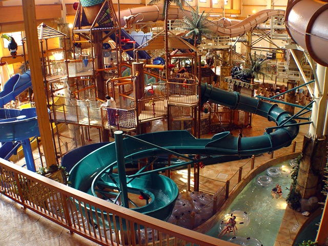 Chambers Chatter Wisconsin Dells Trip