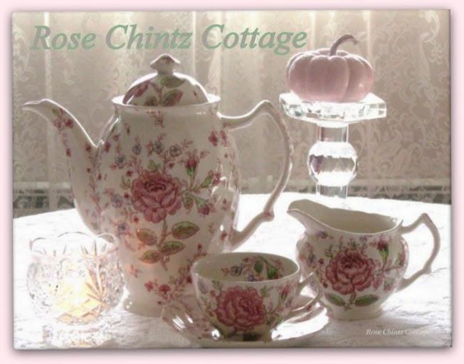 Rose Chintz Cottage
