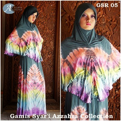 The best Gamis Pelangi
