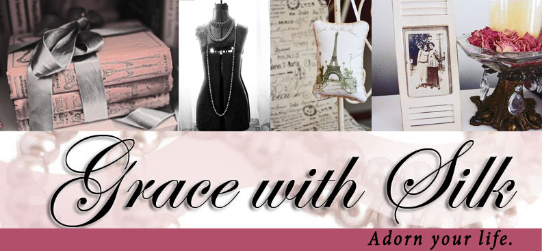 Grace with Silk