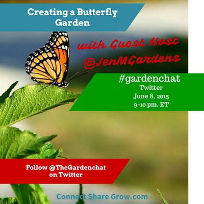 U0027Creating A Butterfly Gardenu0027 For Tonightu0027s #gardenchat