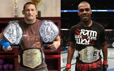 Jon Jones vs Dan Henderson