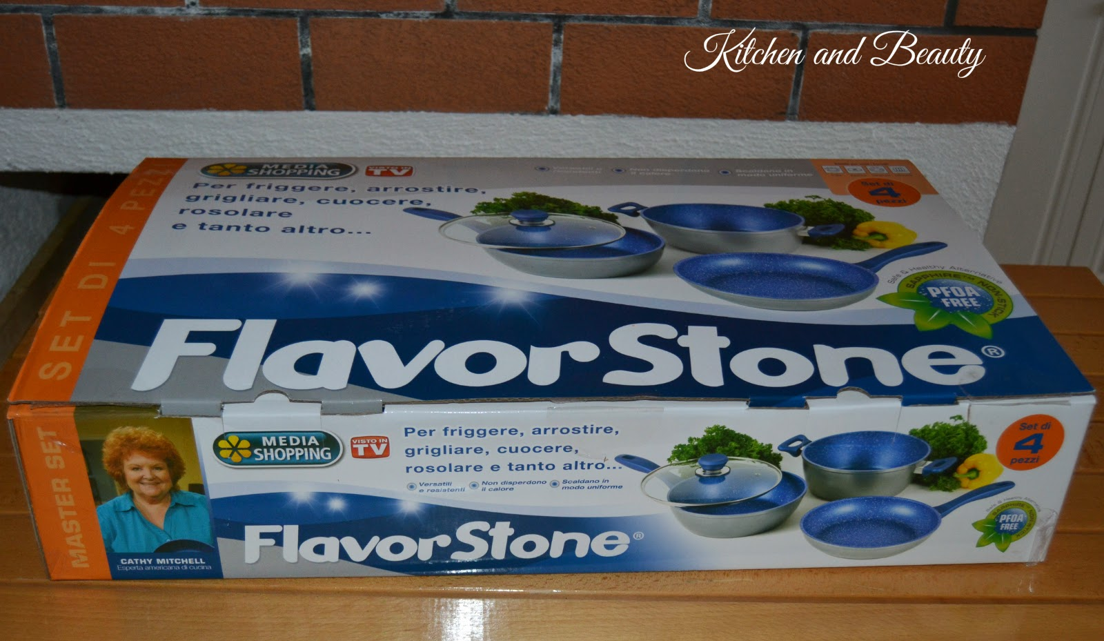 Kitchen and Beauty: Flavorstone, le pentole per cucinare senza grassi!