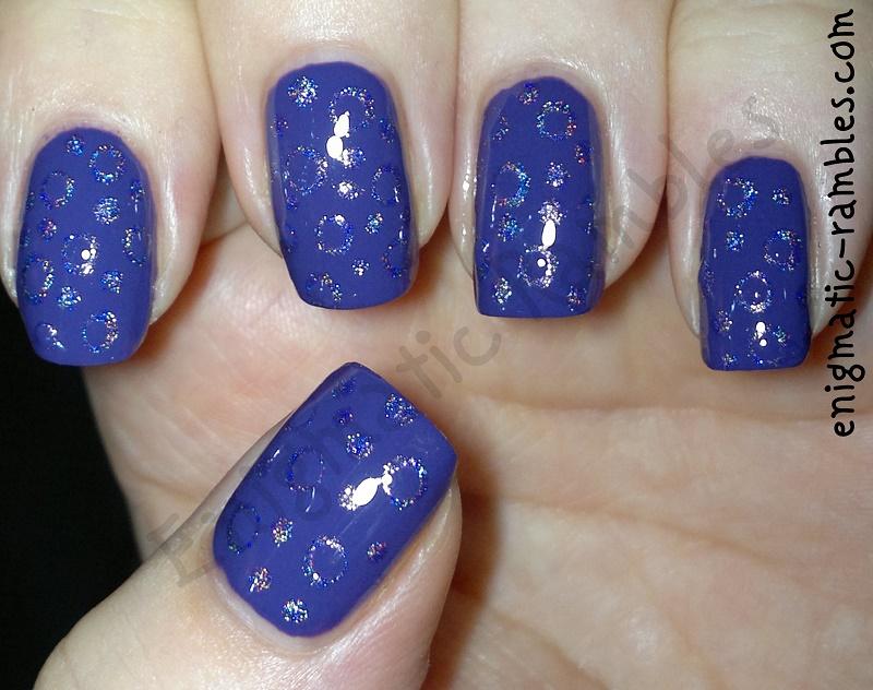 purple-dots-within-dots-nails-nail-art