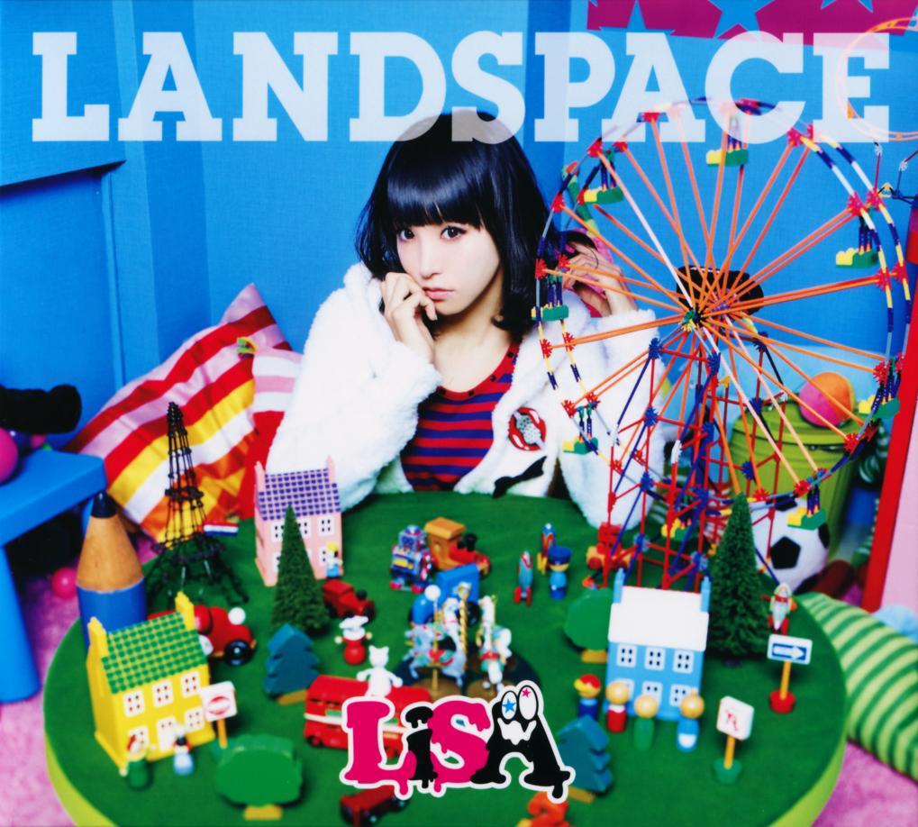 LANDSPACE [Album]