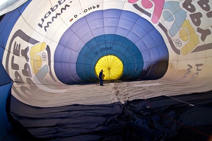 Balony w Szczecinku