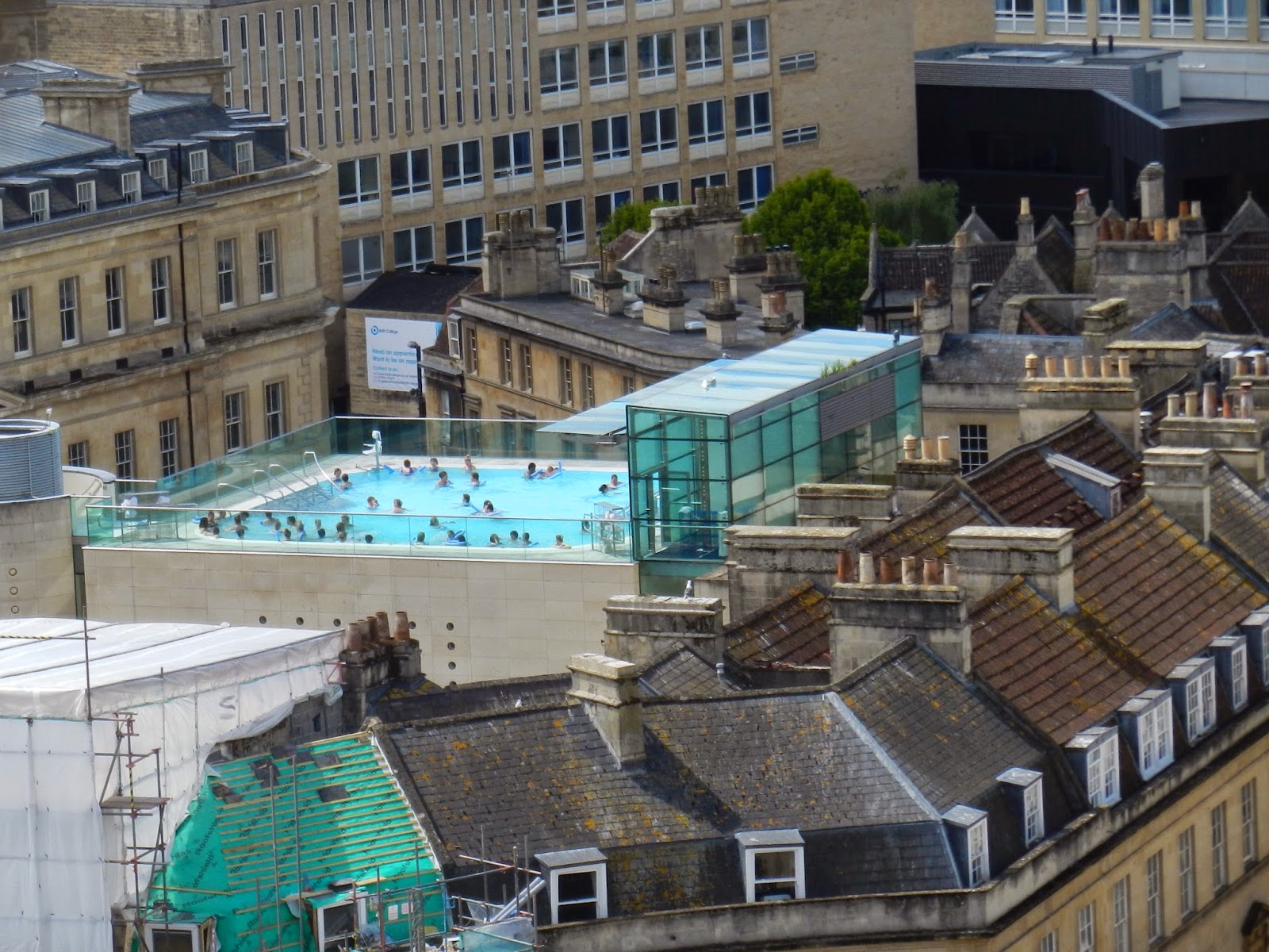 Haute on the Hill: England Part One: Bath