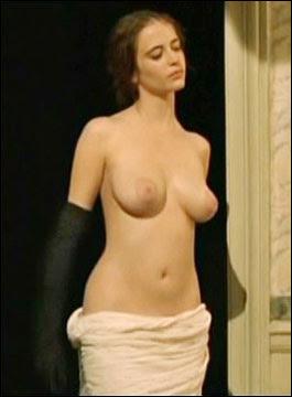 Eva green tits