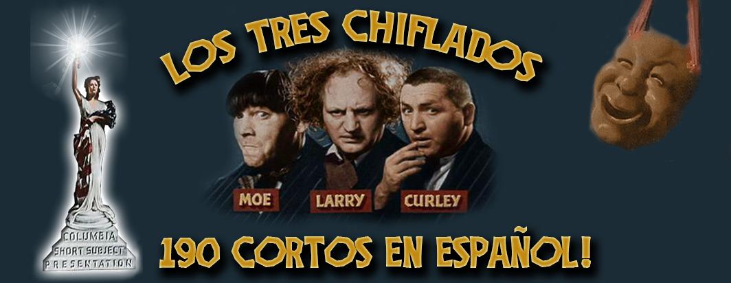 Los Tres Chiflados Online